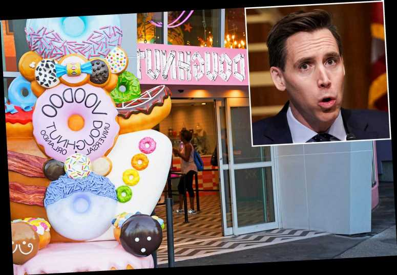 Sen. Hawley billed campaign for junk food on family trip: FEC records