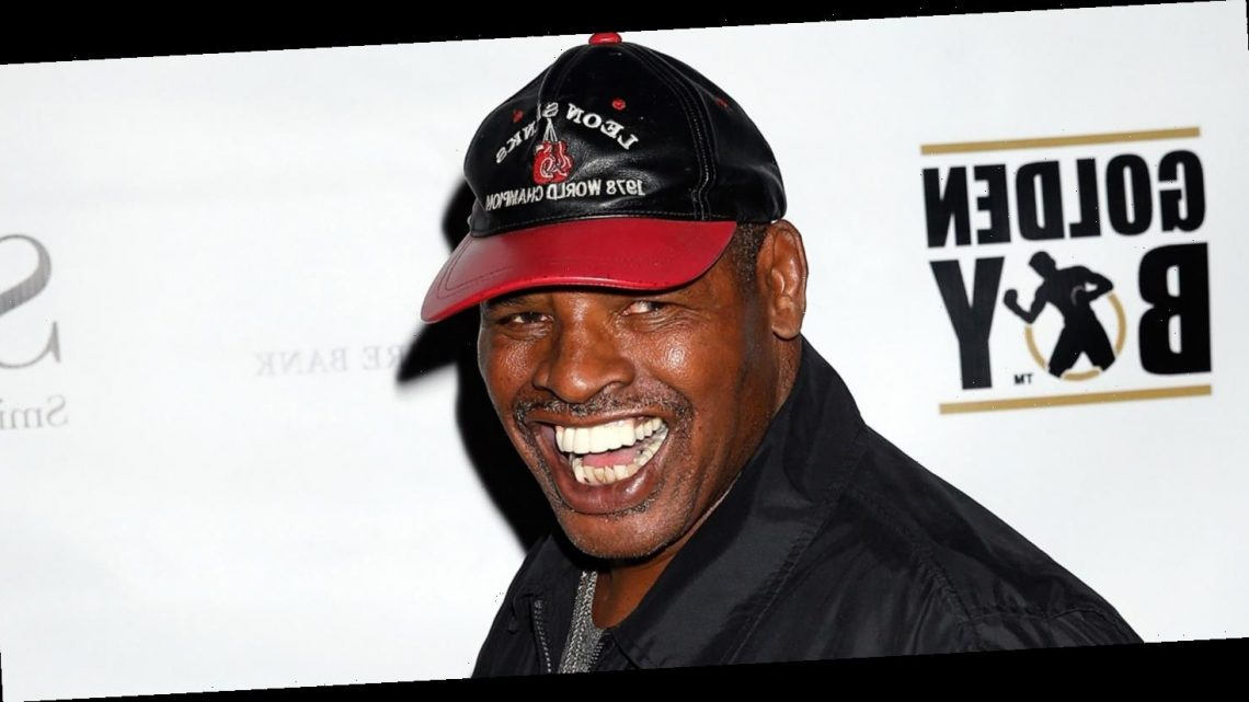 Boxing Legend Leon Spinks Passes Away After Five Year Battle with Cancer