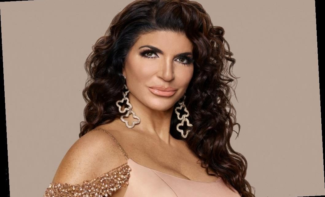 'RHONJ': Teresa Giudice Reacts To Report Claiming She's 'Terrified' of Being 'Axed' From Show