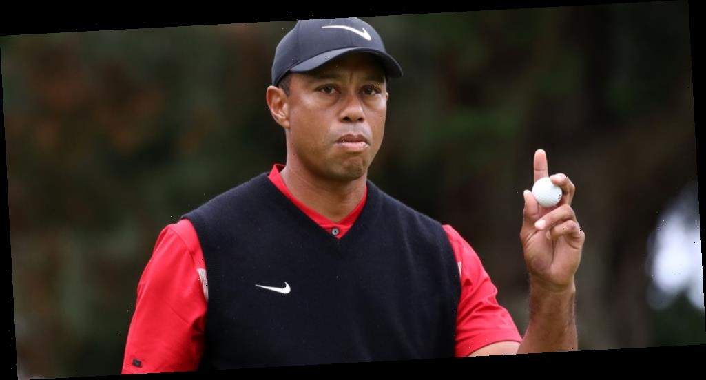 PGA Tour Issues Statement After Tiger Woods' Serious Car Accident