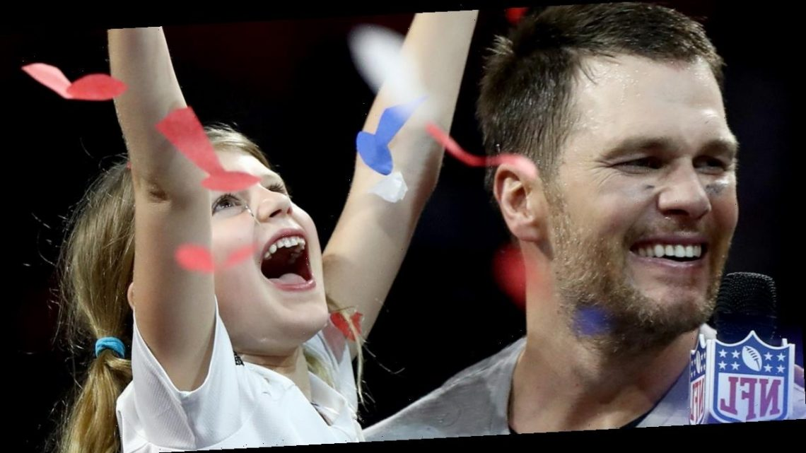 Tom Brady's Wife & Kids – See Photos of Them at His Past Super Bowls!