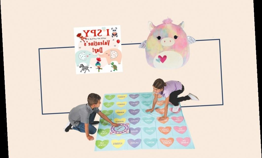 The Cutest Valentine's Day Gifts for Kids at Walmart