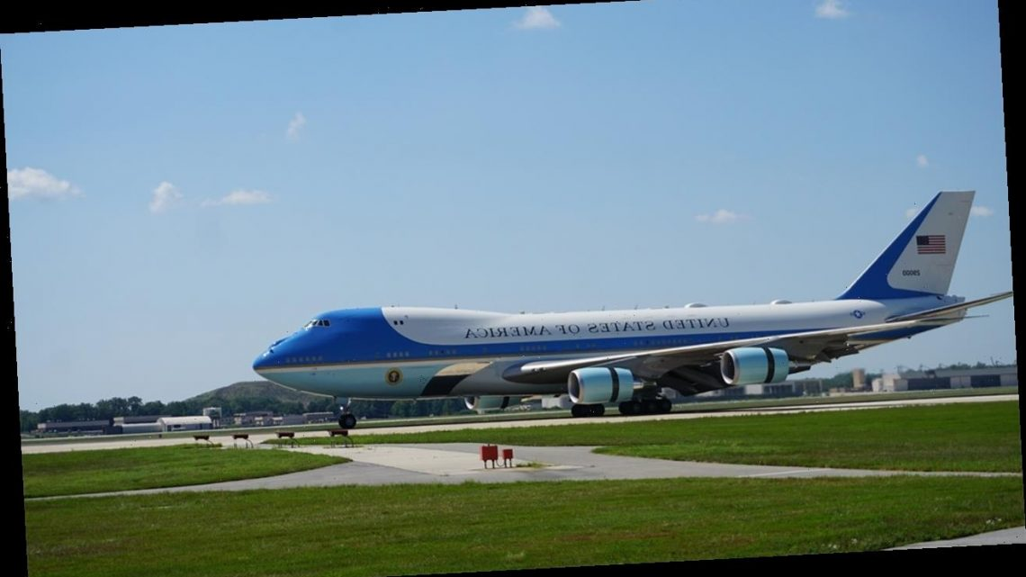 National Geographic documentary on new Air Force One takes a look at design Trump helped shape