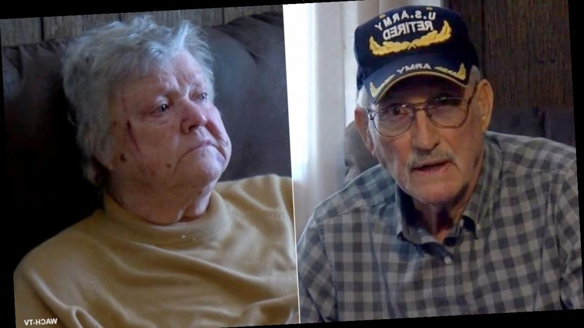 Elderly veteran uses butt of his shotgun to kill home intruder who attacked his wife