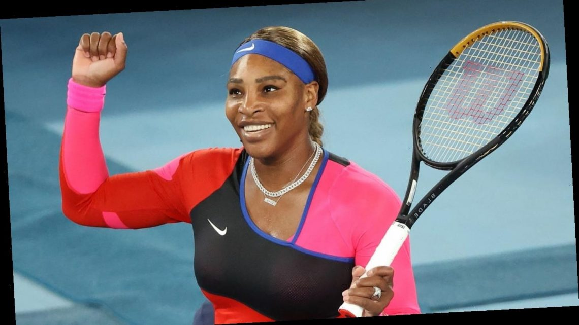 Opinion: New version of Serena Williams provides a plot twist as she chases her greatest triumph