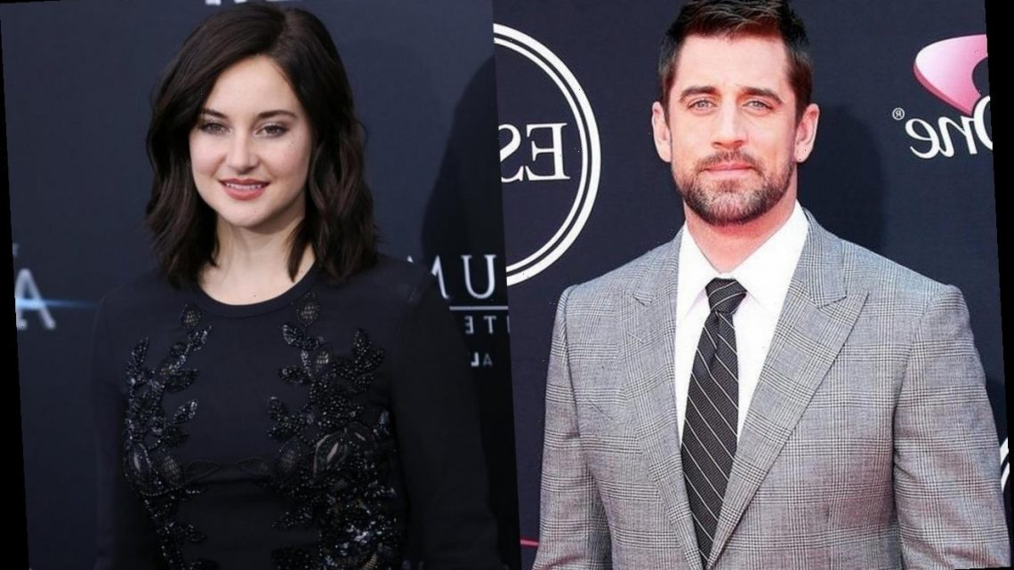 Aaron Rodgers Announces Engagement Amid Shailene Woodley Dating Rumors