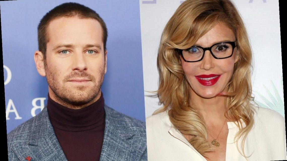 Brandi Glanville Backtracks After Defending Her 'Armie Hammer Can Have My Rib Cage' Tweet