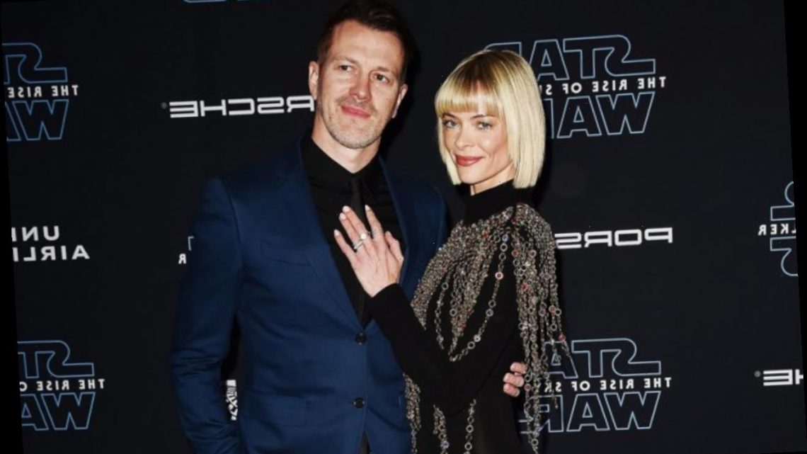 Jaime King Congratulates Estranged Husband on Baby's Arrival Despite Finding It 'a Big Shock'