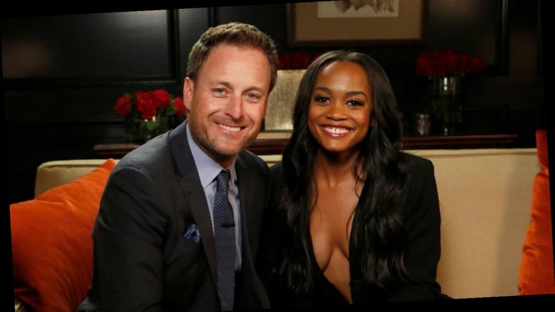 Rachel Lindsay Reacts to Chris Harrison Stepping Down from 'Bachelor'