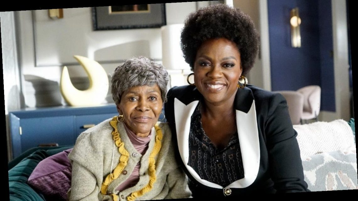 Viola Davis Shares How Friend Cicely Tyson Became the 'Gold Standard'