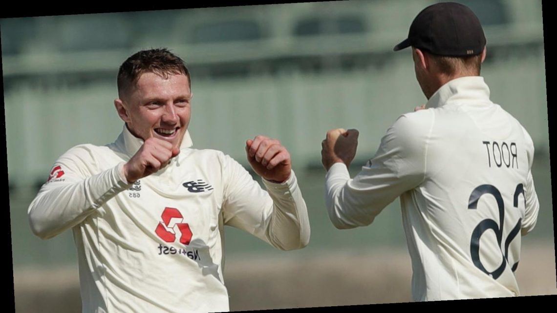 England in command of first Test despite Rishabh Pant onslaught as Dom Bess takes four wickets