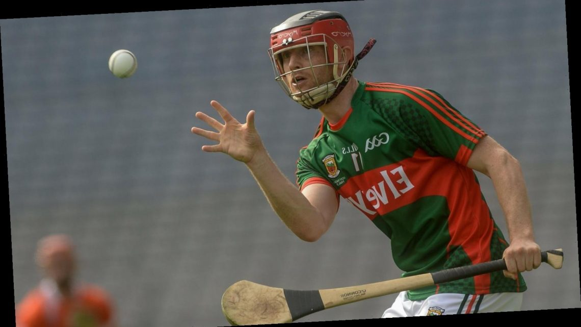 Keith Higgins to continue with Mayo hurling team following retirement from intercounty Gaelic football