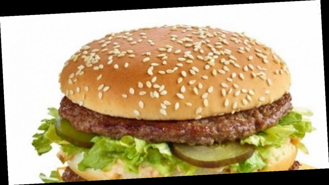 You can treat yourself to a McDonalds Grand Big Mac for £1.99 but only for today