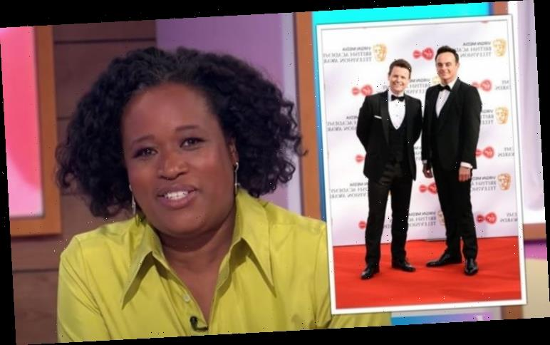Charlene White speaks out after Ant and Dec expose 'madness' on Loose Women