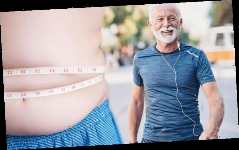 How to live longer: Losing a few pounds of weight will increase expectancy and reduce risk