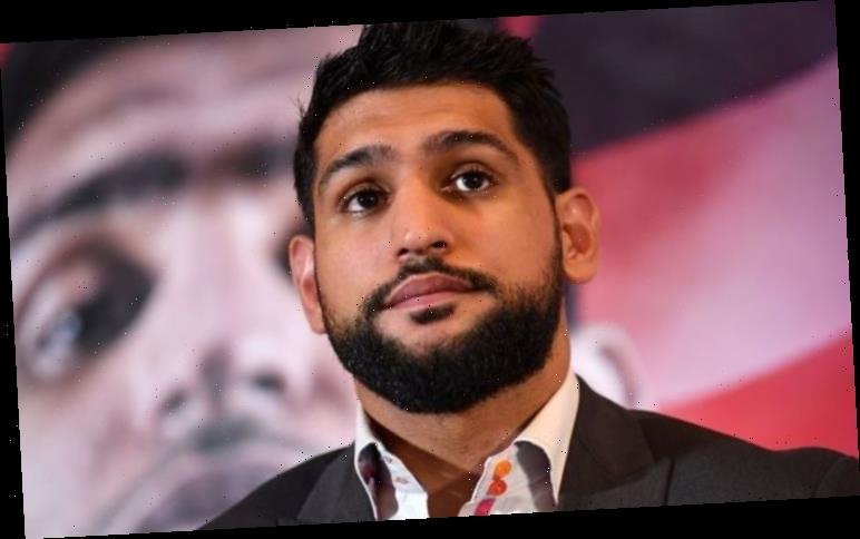 Amir Khan 'might consider' stunning move into politics as he debated 'massive' next step