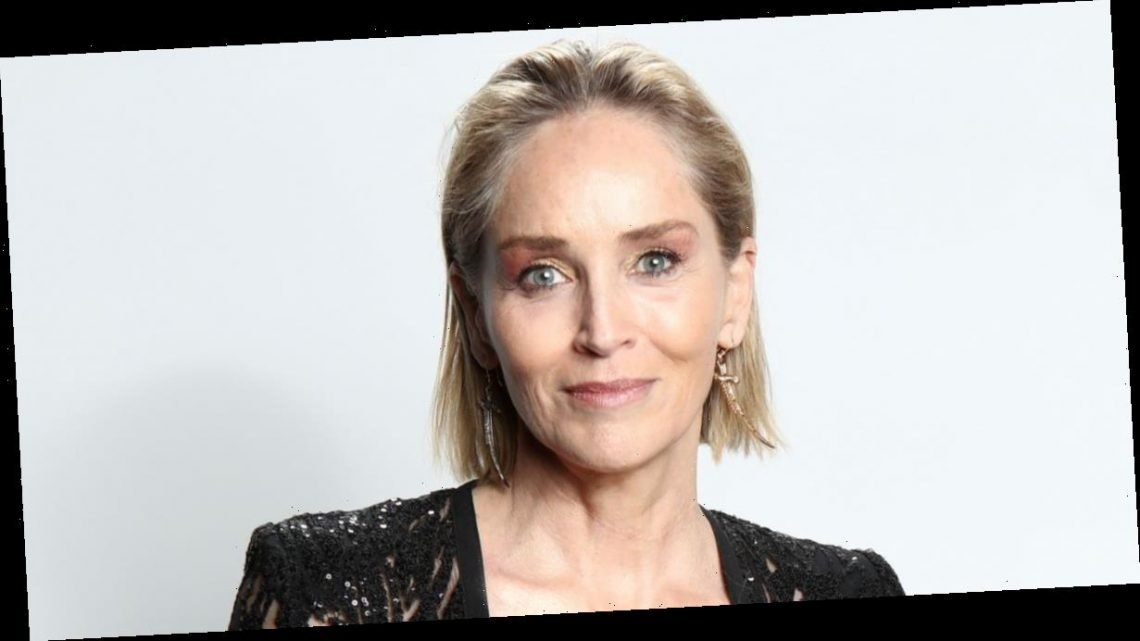 Sharon Stone says she was sexually abused by her grandfather when she was young