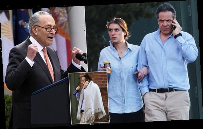 Chuck Schumer, Kirsten Gillibrand call on Cuomo to resign