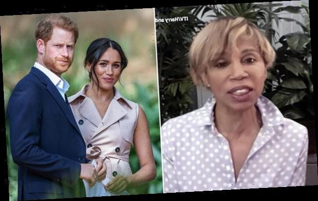 Trisha Goddard says Meghan Markle was 'America's princess'