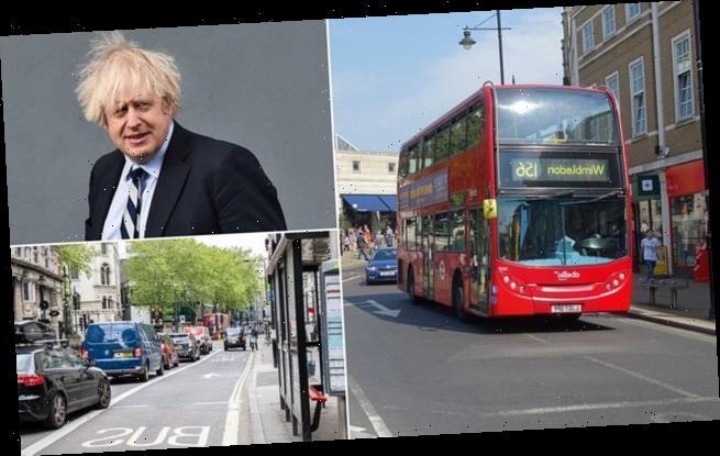 Drivers blast Boris' £3billion plan to put more buses on the road