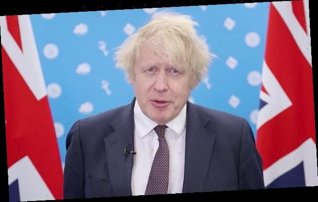 Boris Johnson says Britons need to 'get back to office'
