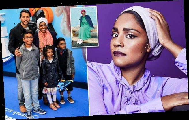 Nadiya Hussain has got tough house rules after a year in lockdown