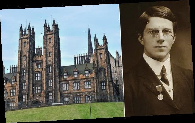 Edinburgh University embroiled in row over article praising scientist