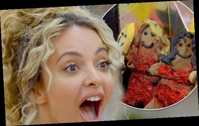 Celebrity Bake Off: Little Mix's Jade Thirlwall crowned Star Baker