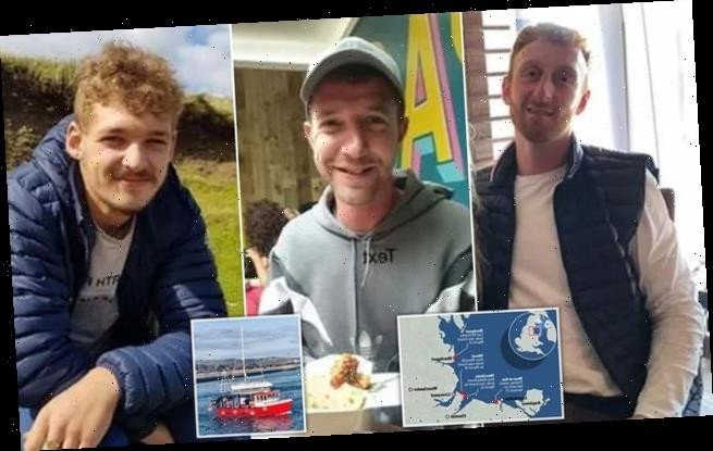 Three bodies confirmed as fishermen whose boat went missing from Wales