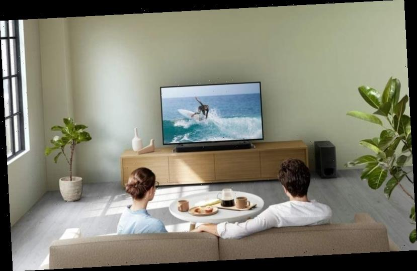 RS Recommends: This Sleek Sony Sound Bar and Subwoofer Combo is Finally Under $200