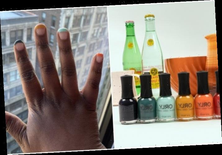 Orly's new '70s-inspired nail polishes are perfect for spring — here are 3 ways to wear them