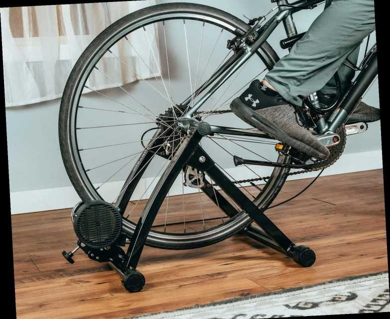 These Bike Stands Let You Create Your Own Home Alternative to Spin Bikes