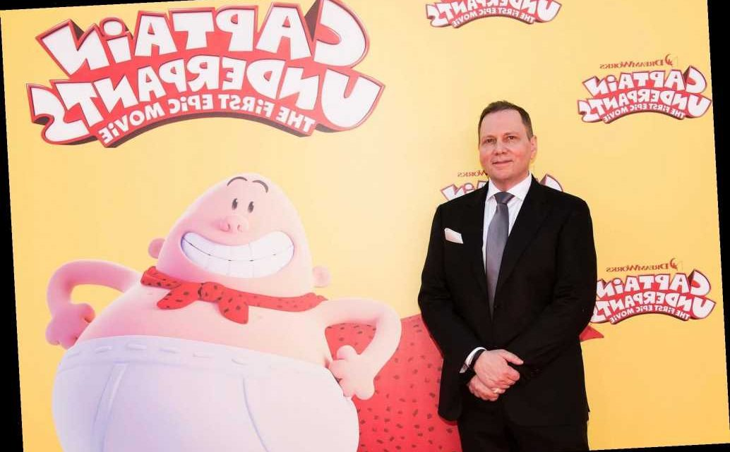 Scholastic pulls children's book from 'Captain Underpants' author