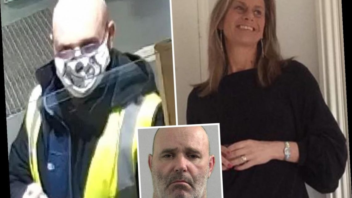 Cage fighter GUILTY of murdering his teacher ex-girlfriend, 47, after she 'had affair with boy, 15'