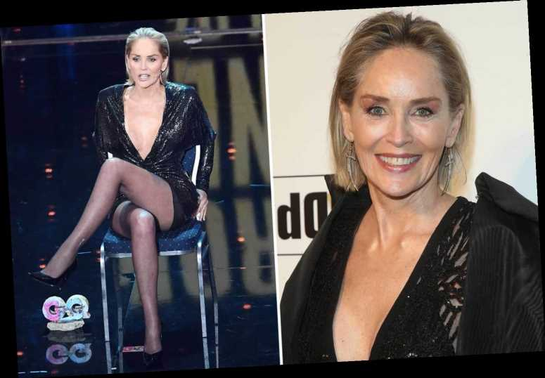 Sharon Stone, 63, reveals surgeon enhanced her bust without consent