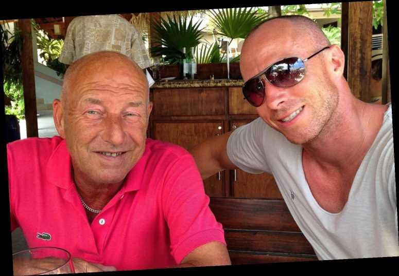 James Jordan devastated as 'hero' dad dies after terminal cancer diagnosis