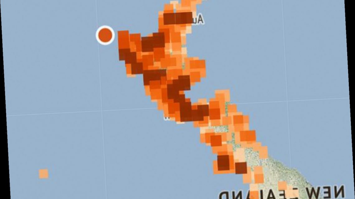 New Zealand earthquake – Third monster 8.1-magnitude quake hits off NZ coast as people told to flee in tsunami warning