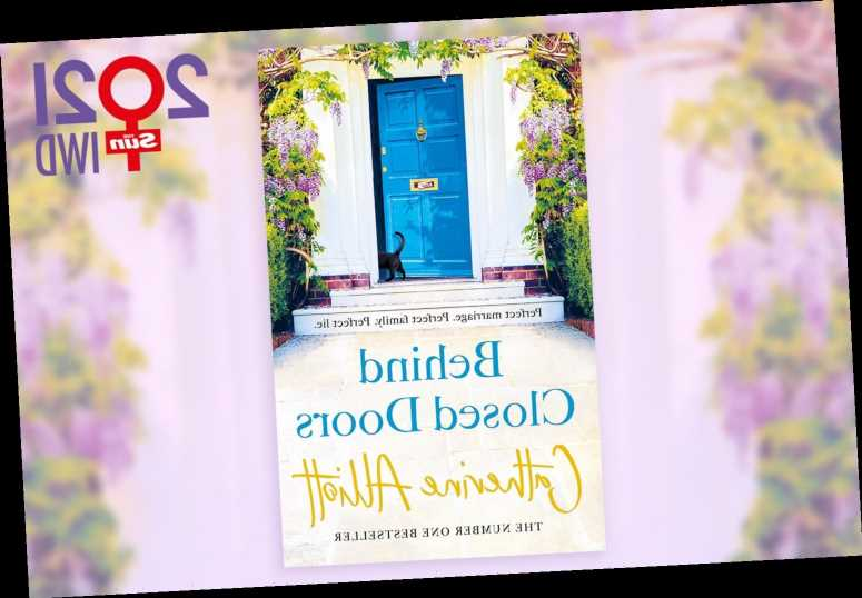 Win a copy of Behind Closed Doors by Catherine Alliott in this week's Fabulous book competition