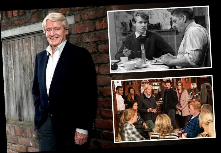 Coronation Street's Bill Roache, 88, reveals secret Covid battle forced him to be written out of soap to recover