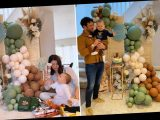 Inside Lucy Mecklenburgh and Ryan Thomas' lavish 1st birthday party for son Roman