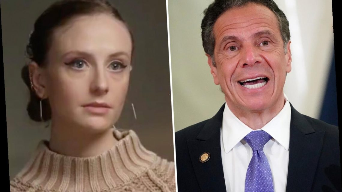 Gov Cuomo 'demanded sexual harassment accuser Charlotte Bennett sing Danny Boy' in Albany 'hazing' incident