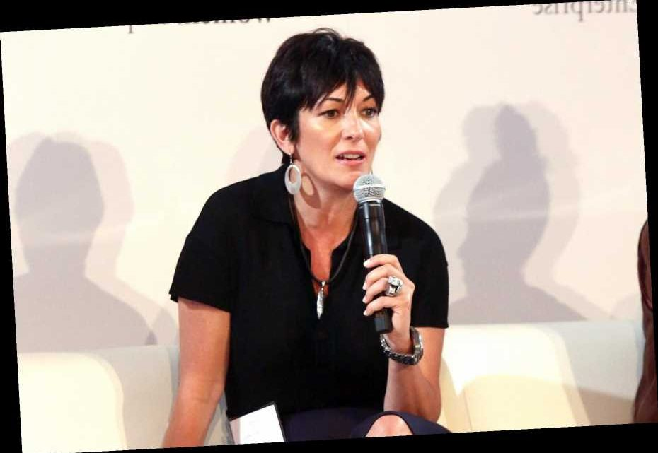 Ghislaine Maxwell Faces Sex Trafficking Charges
