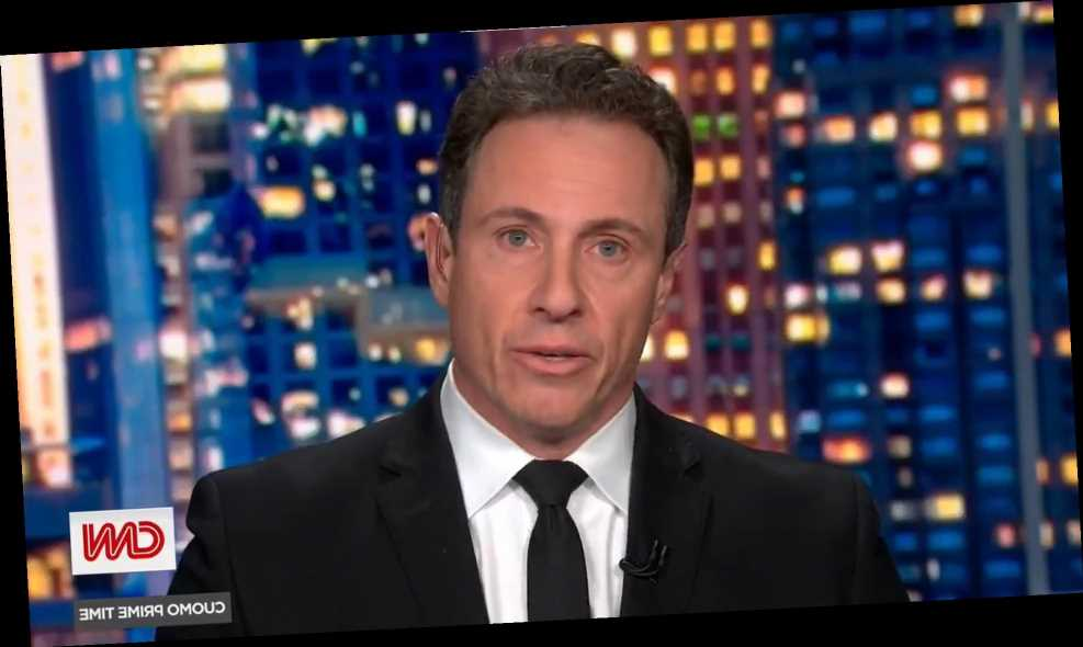 What has Chris Cuomo said about his brother Andrew Cuomo?