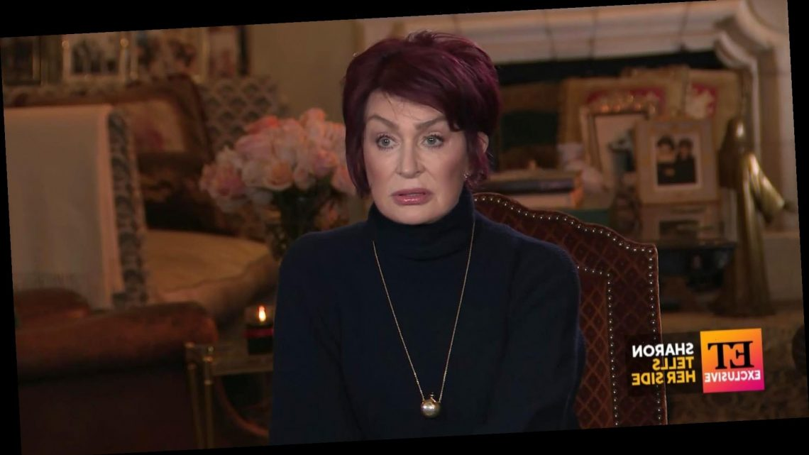 Sharon Osbourne 'lawyers up' as she fears getting fired from The Talk after 'racist' clash with Sheryl Underwood