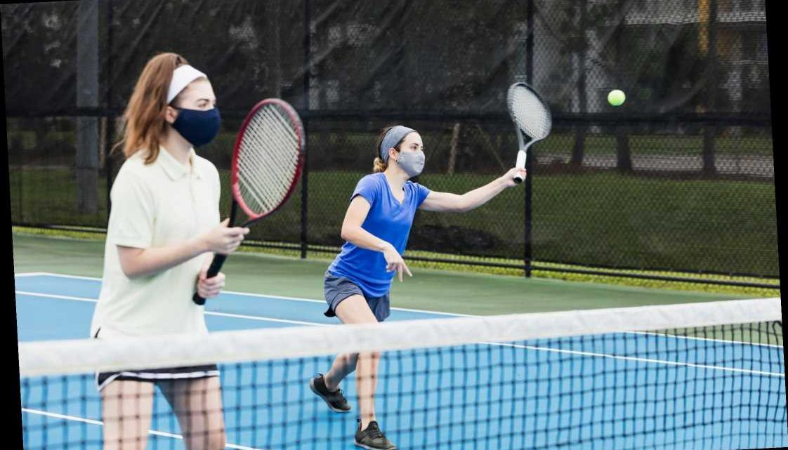 Are tennis courts open and what are the new rules?