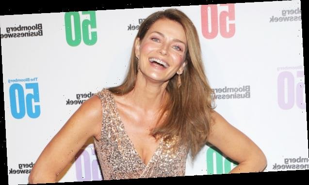 Paulina Porizkova Laughs At Trolls & Dismisses Them As 'Nasty' Bullies For Dissing Her Looks