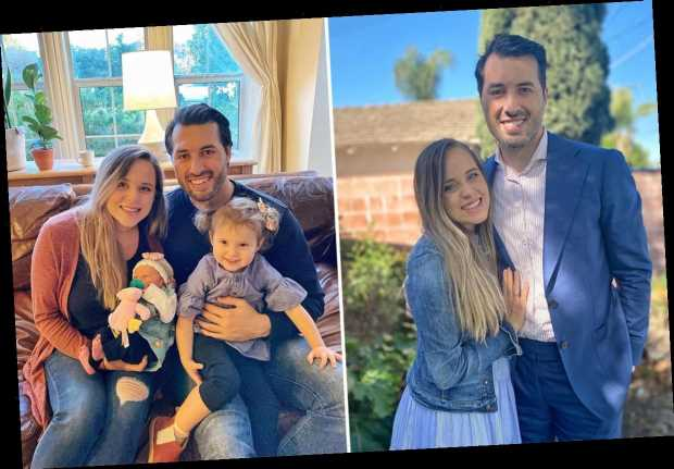 Jinger Duggar and husband Jeremy Vuolo share photo together after couple take podcast 'break' to 'work on marriage'