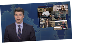 'SNL' Weekend Update: Republicans Love Guns More Than People They Don't Know