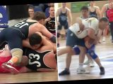Watch bizarre 'Rugball' sport – mix between basketball and WRESTLING – as players brutally slam each other to ground