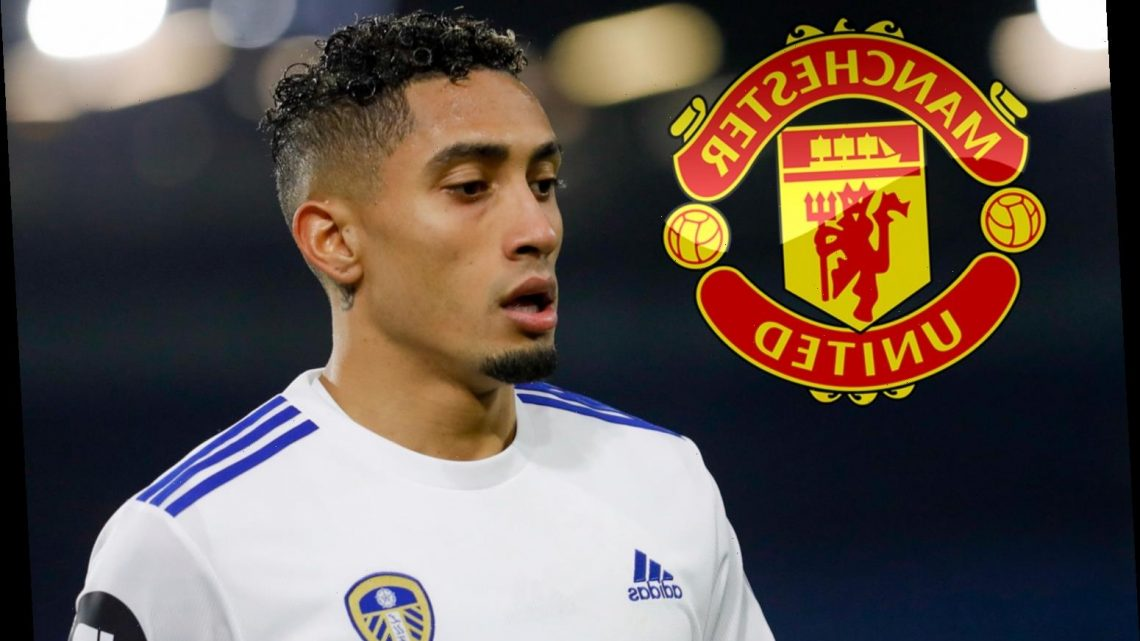 Man Utd issued Raphinha transfer hands off warning by Leeds with rivals refusing to sell 24-year-old Brazilian winger